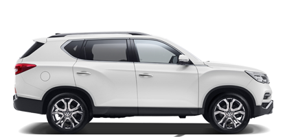 SsangYong Rexton Automatic